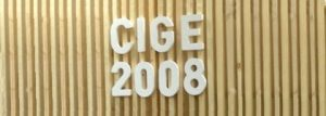 art event - cige, china