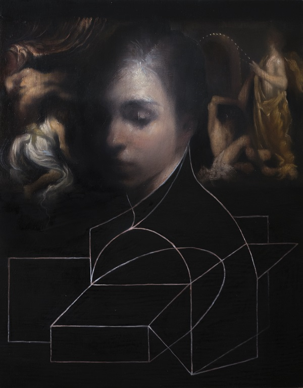 art exhibition - maria kreyn at the chapel